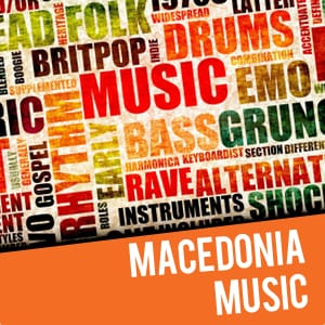 Macedonia Backing Tracks
