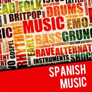 Spanish Backing Tracks