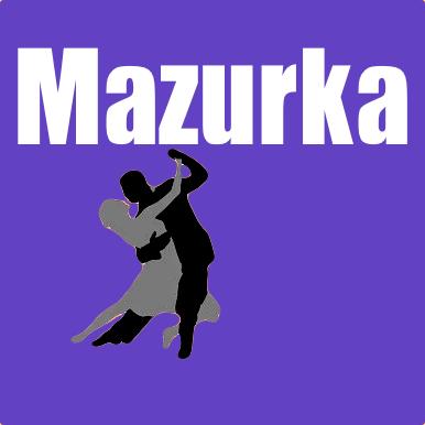 Latino - Mazurka MIDI Files Backing Tracks