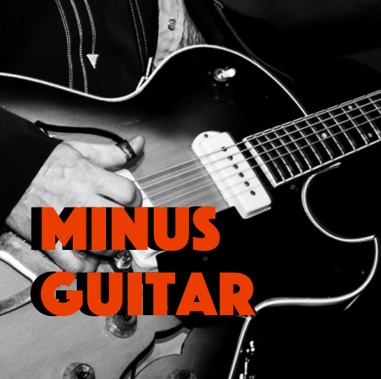 Guitar Jam Tracks (MP3) MIDI File Backing Tracks