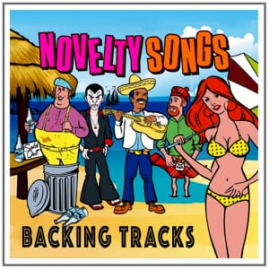 Novelty Songs MIDI Files Backing Tracks MIDI File Backing Tracks